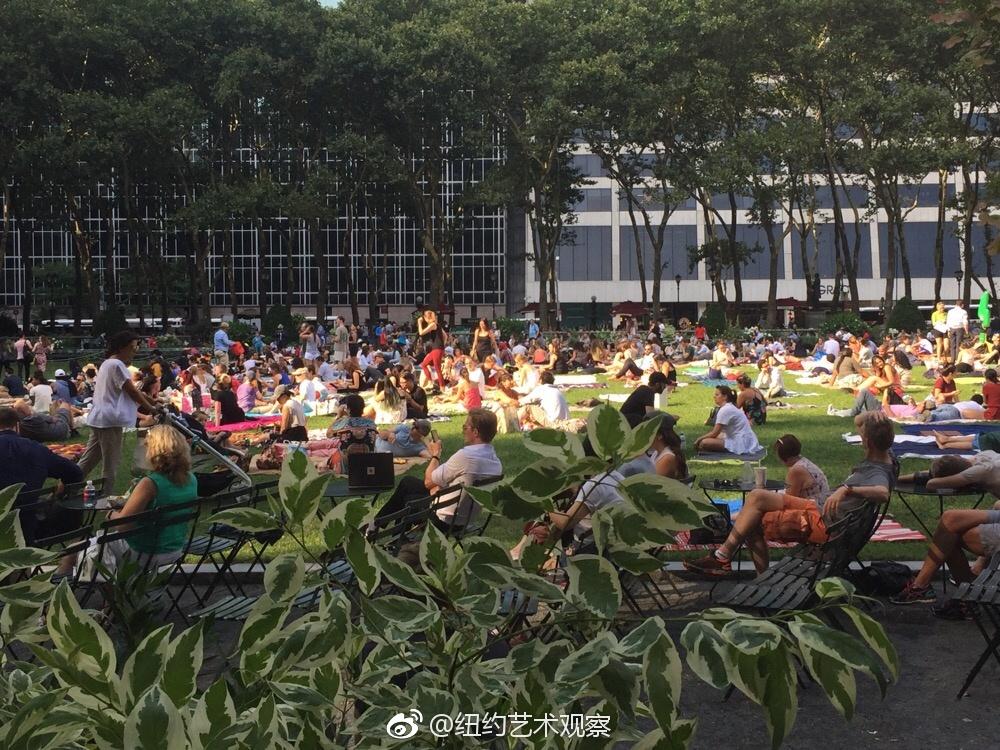 曼哈顿布莱茵公园夏日电影节_图1-5