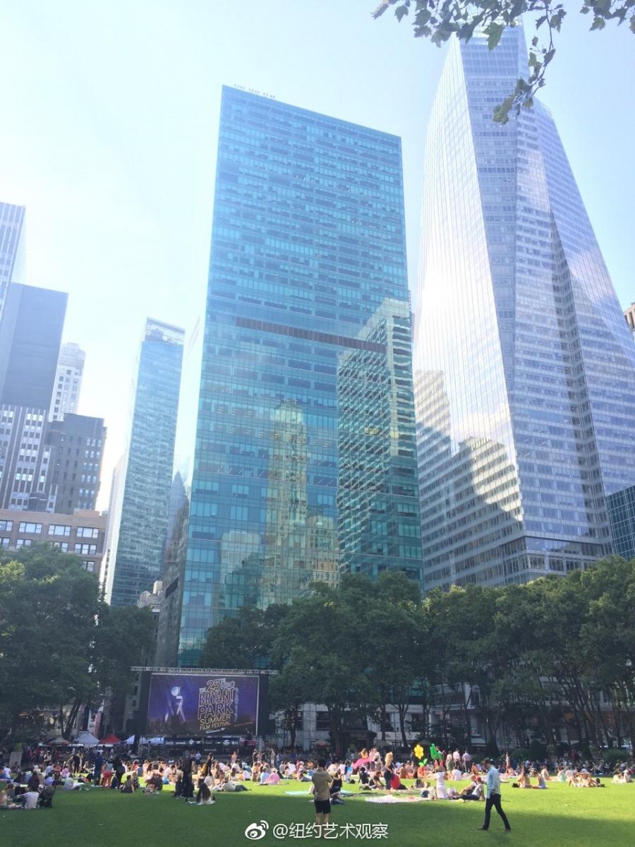 曼哈顿布莱茵公园夏日电影节_图1-6