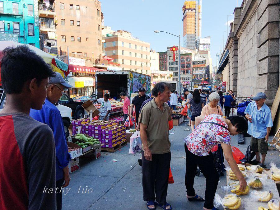 【小虫摄影】纽约唐人街的集市_图1-13