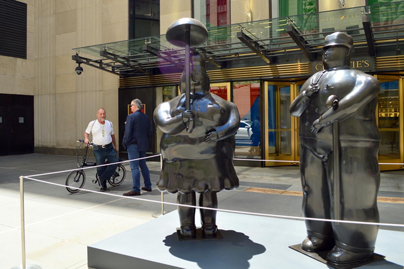 纽约,街头、巷尾、坊间(一)_图1-4