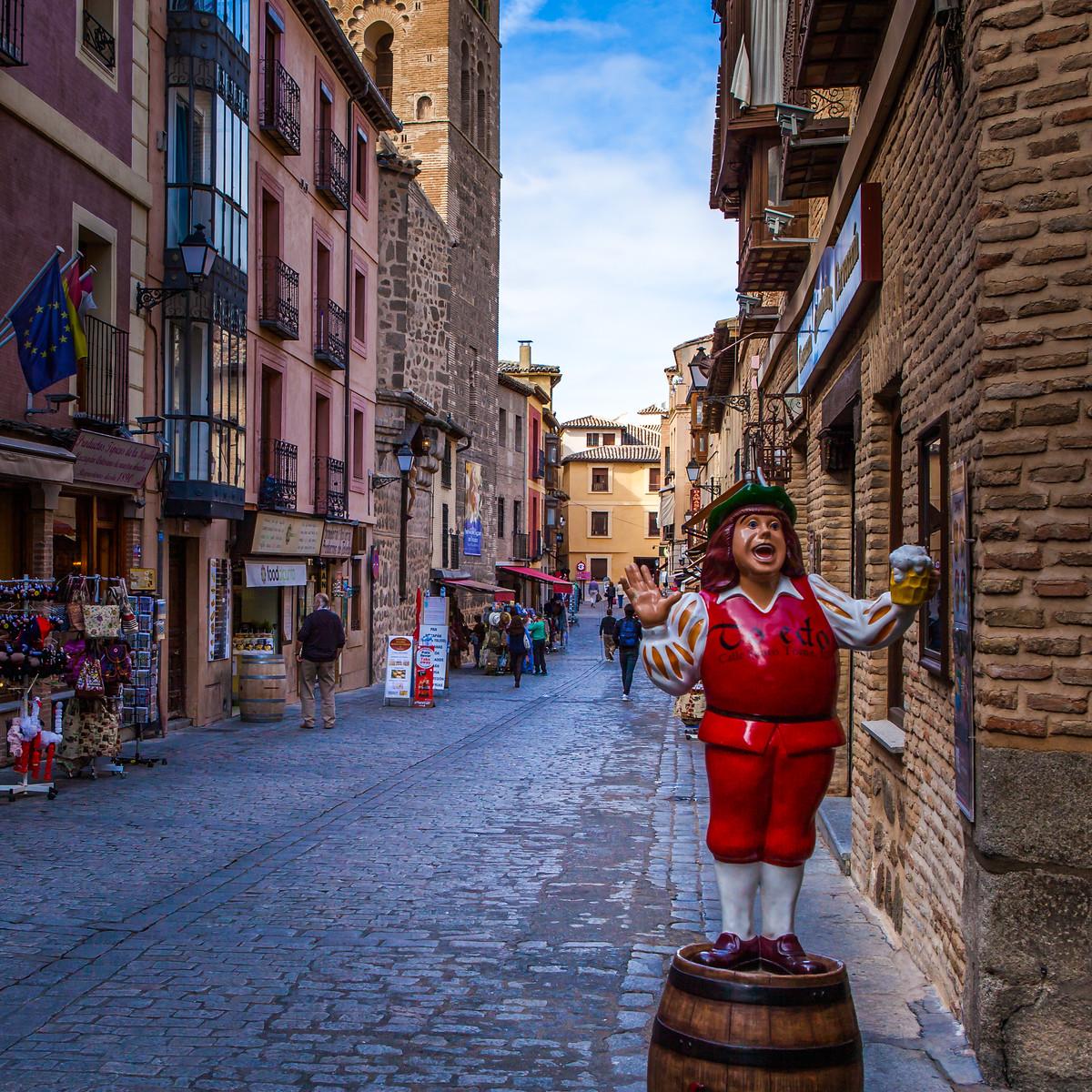 西班牙小镇的小弄堂_图1-8