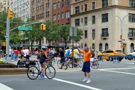 纽约夏天街道节