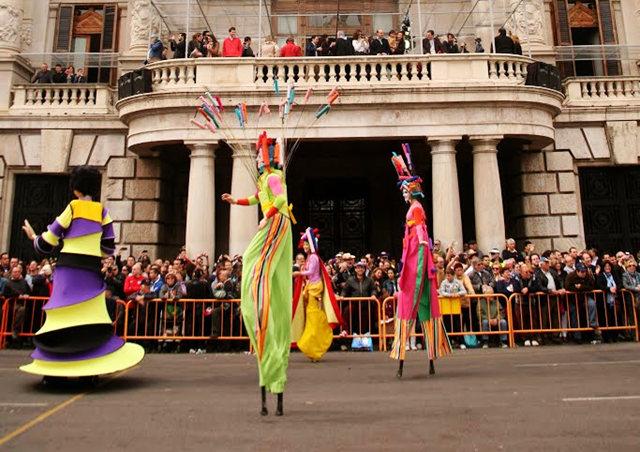 巴伦西亚城法利斯节日  2_图1-5