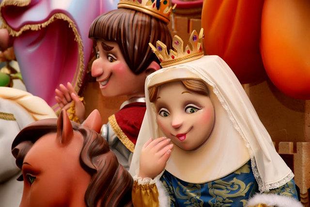 巴伦西亚城法利斯节日  2_图1-9