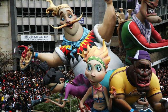 巴伦西亚城法利斯节日  2_图1-13
