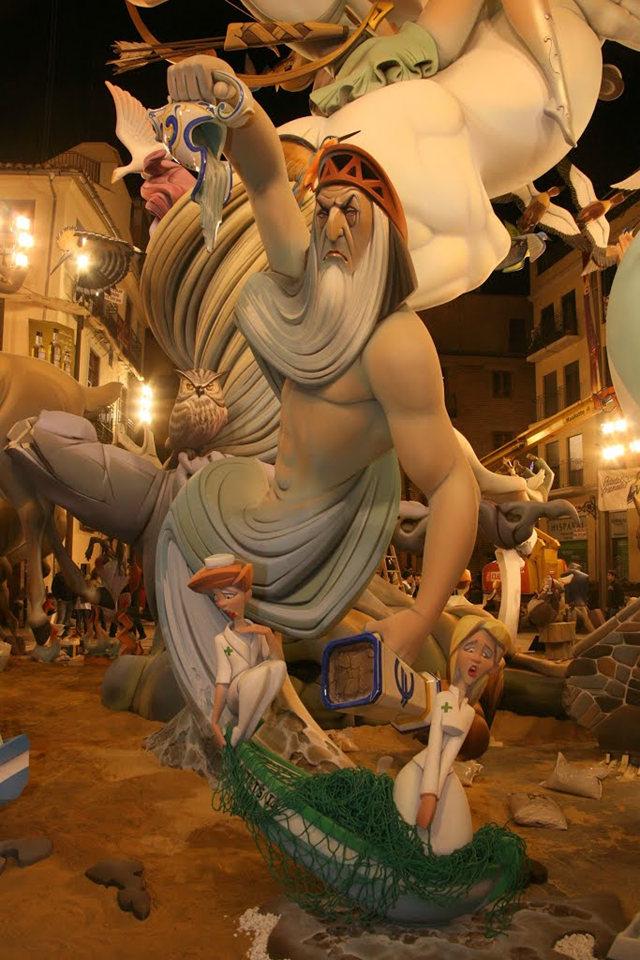 巴伦西亚城法利斯节日  2_图1-16