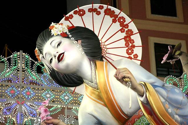 巴伦西亚城法利斯节日  2_图1-19