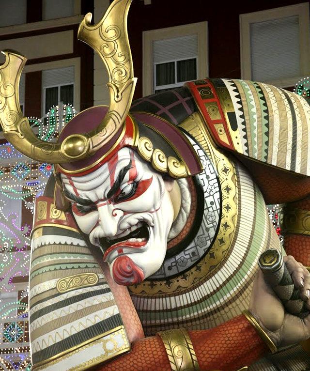 巴伦西亚城法利斯节日  2_图1-21