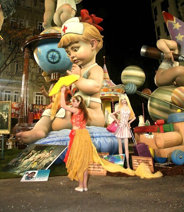 巴伦西亚城法利斯节日  2_图1-23