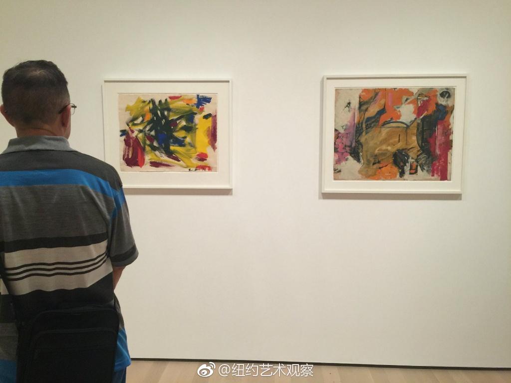 MoMA战后女性艺术家抽象艺术作品精选_图1-3