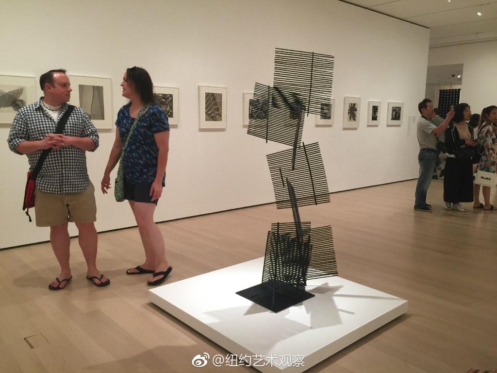 MoMA战后女性艺术家抽象艺术作品精选_图1-4
