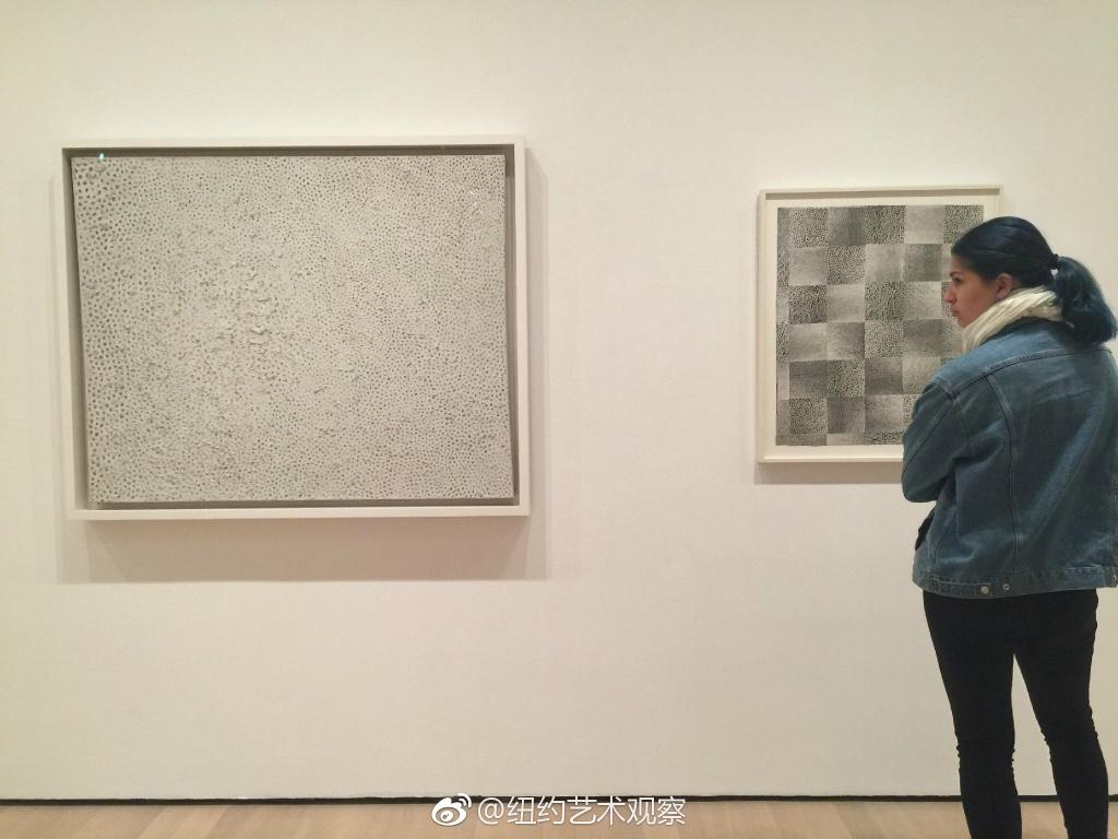 MoMA战后女性艺术家抽象艺术作品精选_图1-9