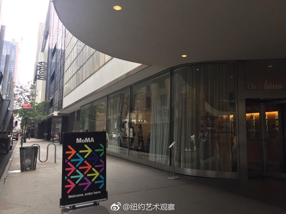 MoMA战后女性艺术家抽象艺术作品精选_图1-10