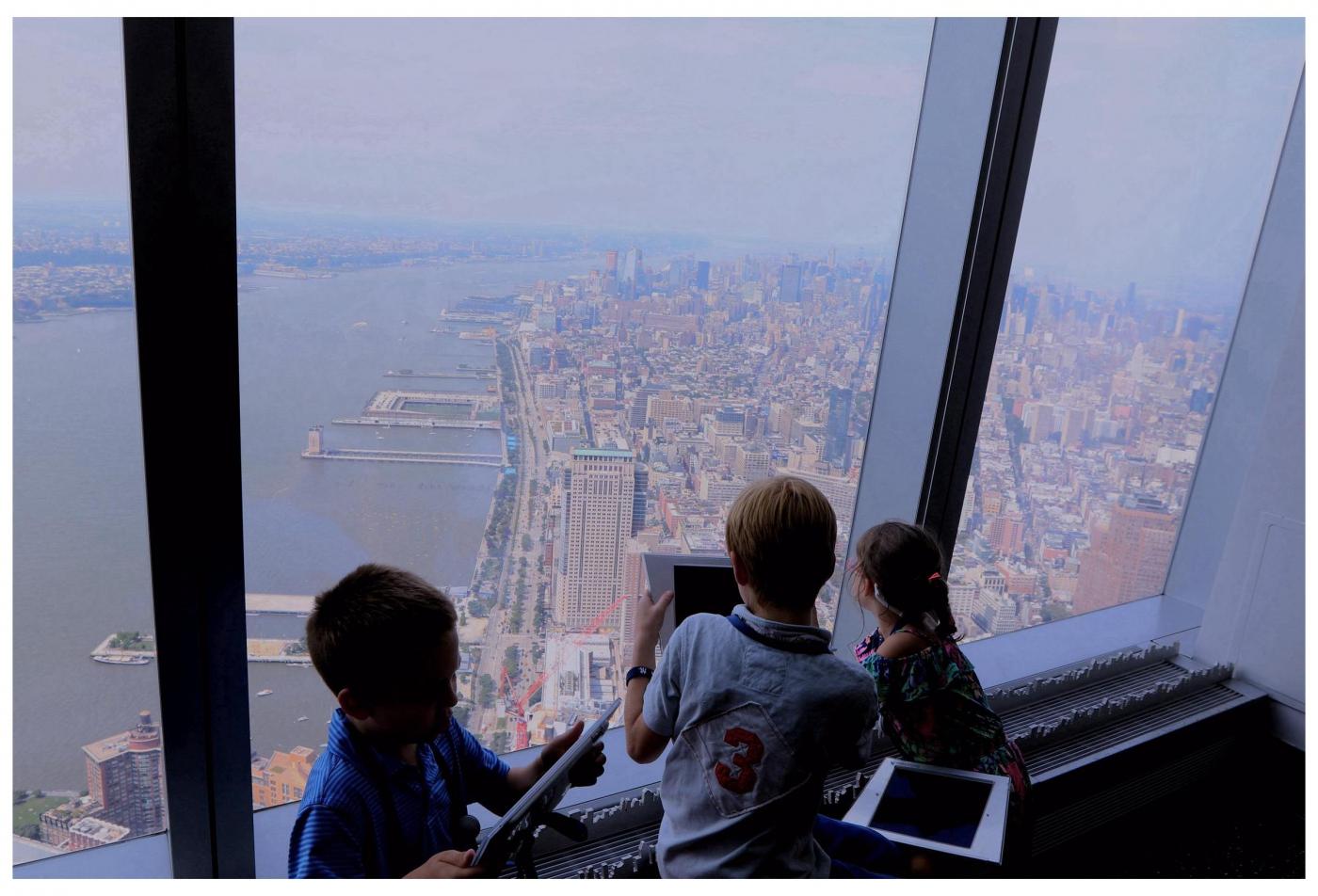 鸟瞰纽约新世贸中心_图1-4