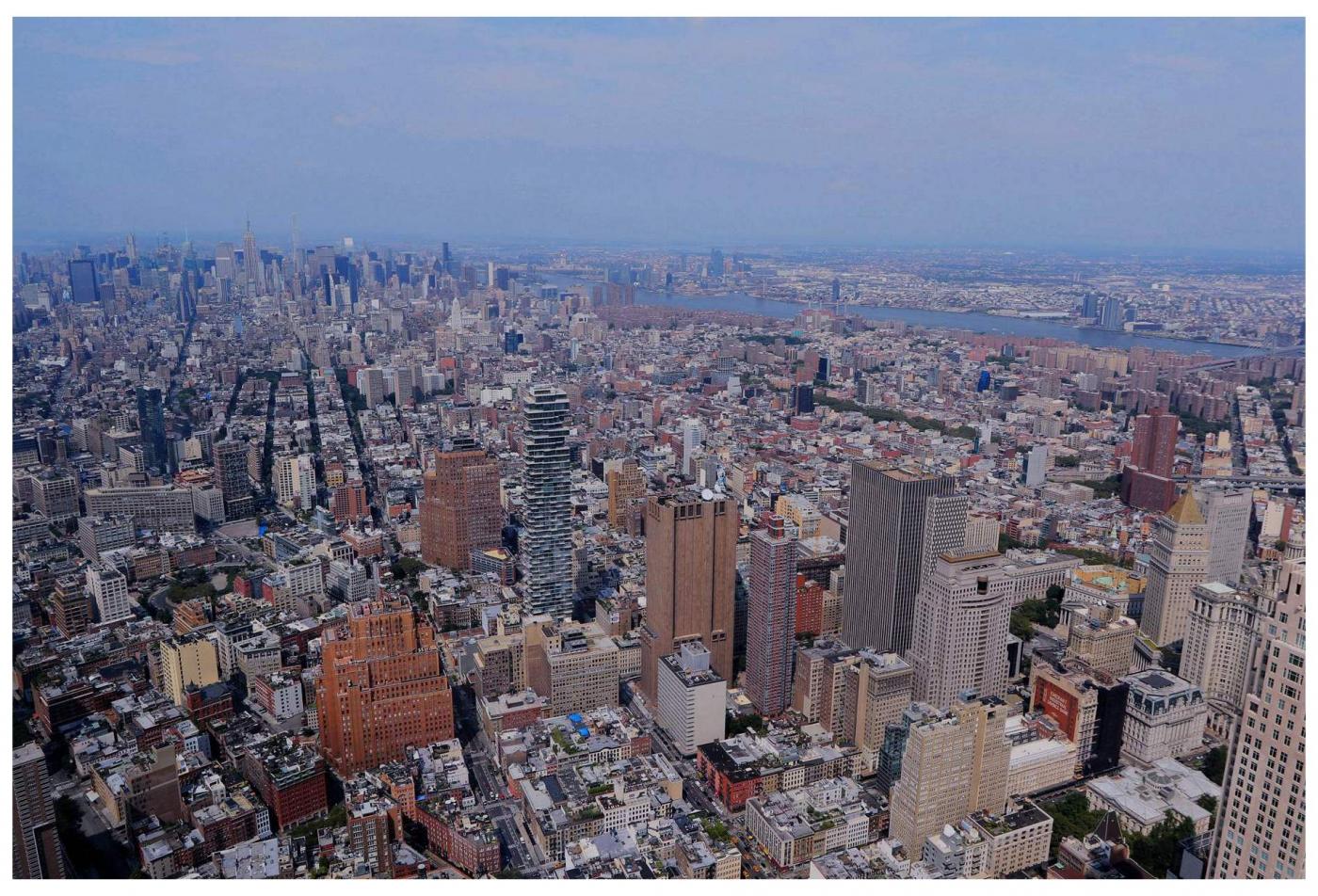 鸟瞰纽约新世贸中心_图1-6