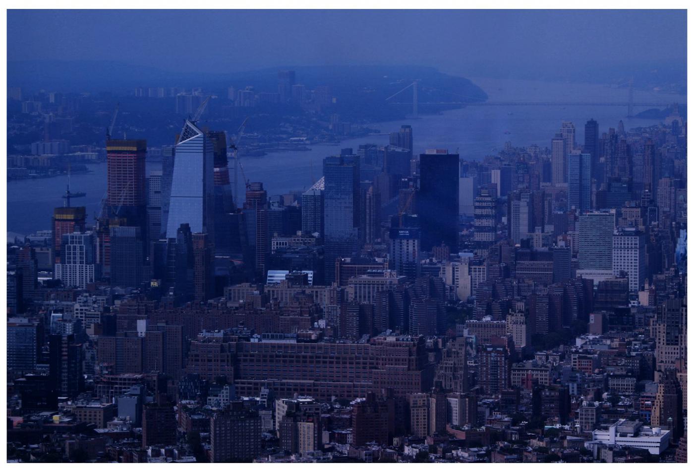 鸟瞰纽约新世贸中心_图1-7