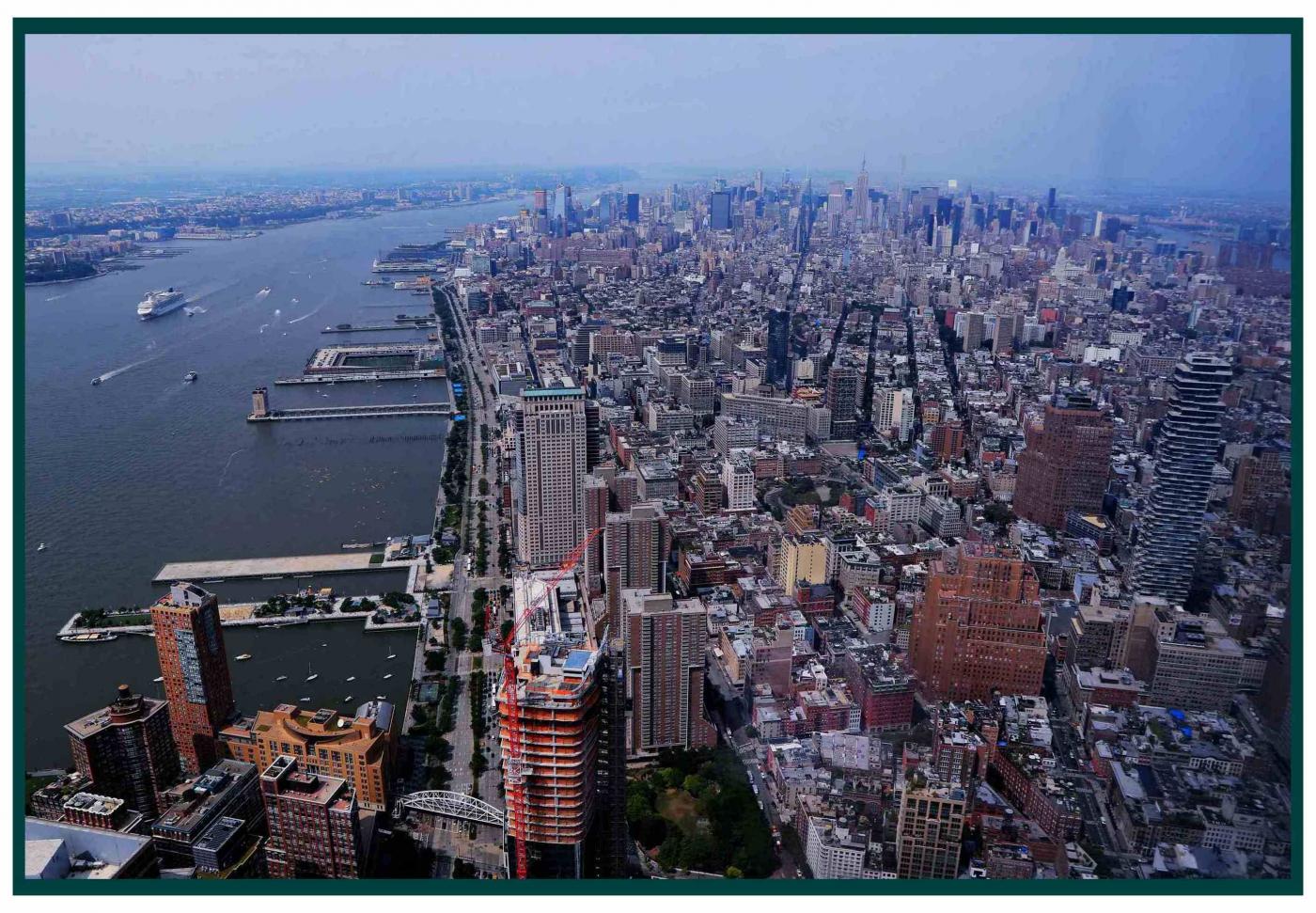 鸟瞰纽约新世贸中心_图1-8