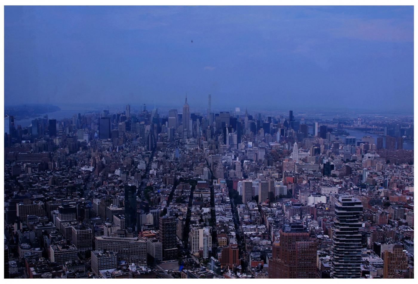 鸟瞰纽约新世贸中心_图1-9