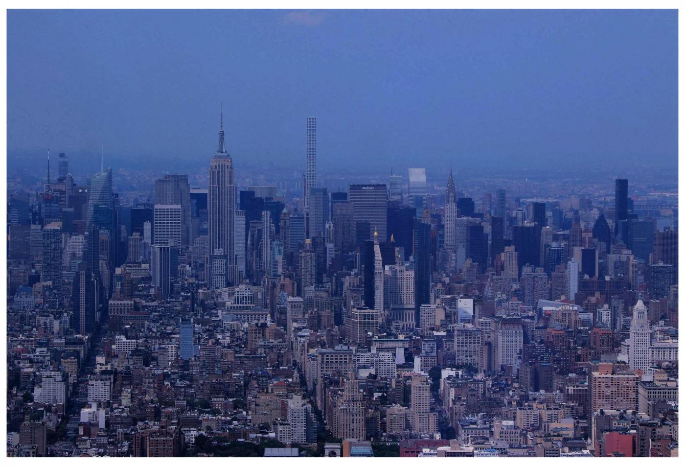 鸟瞰纽约新世贸中心_图1-10