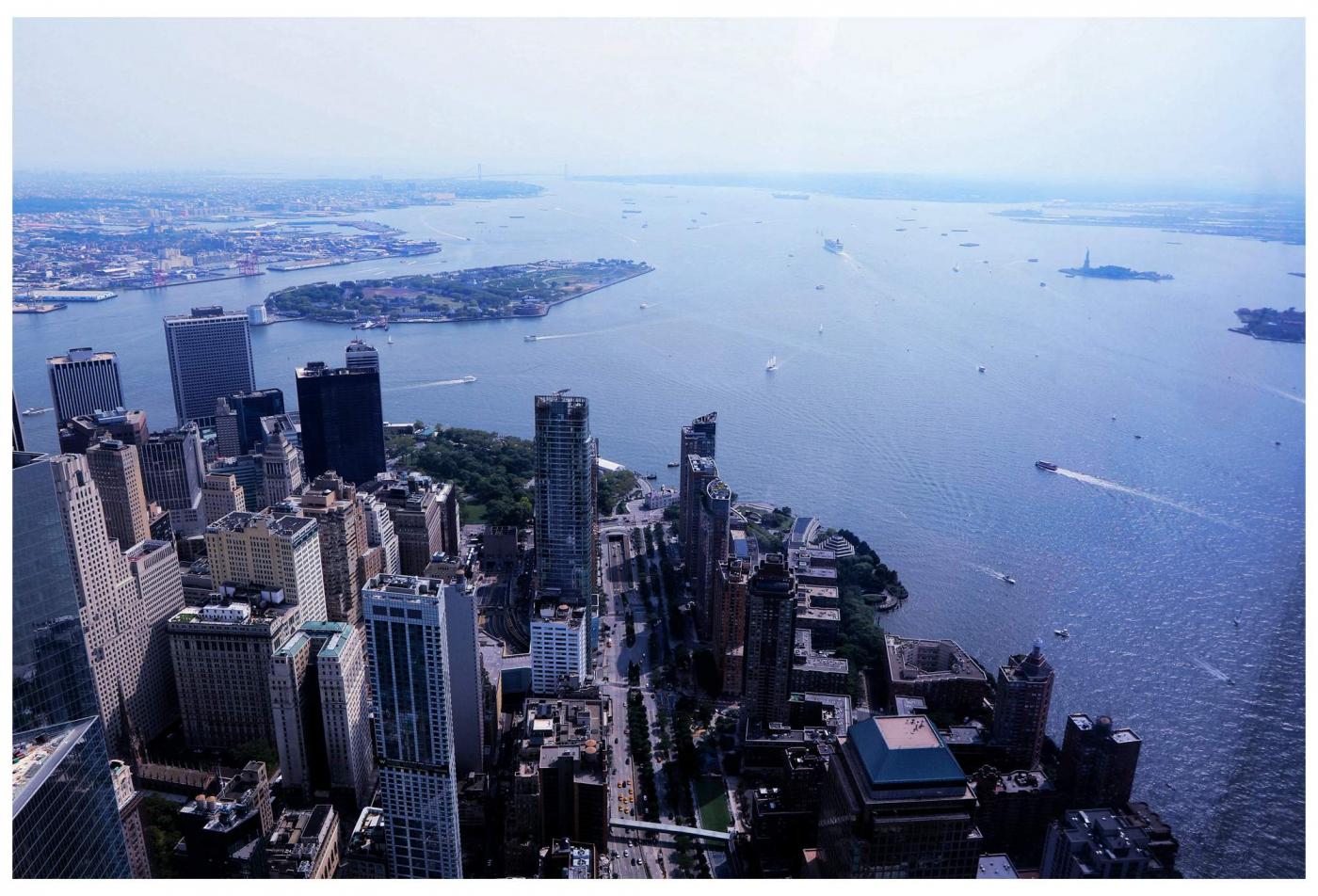 鸟瞰纽约新世贸中心_图1-11