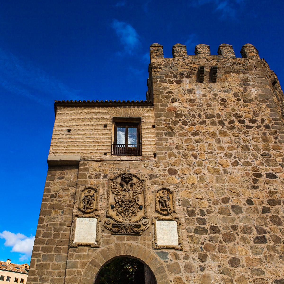西班牙小鎮的古建築,走近看一看_圖1-8