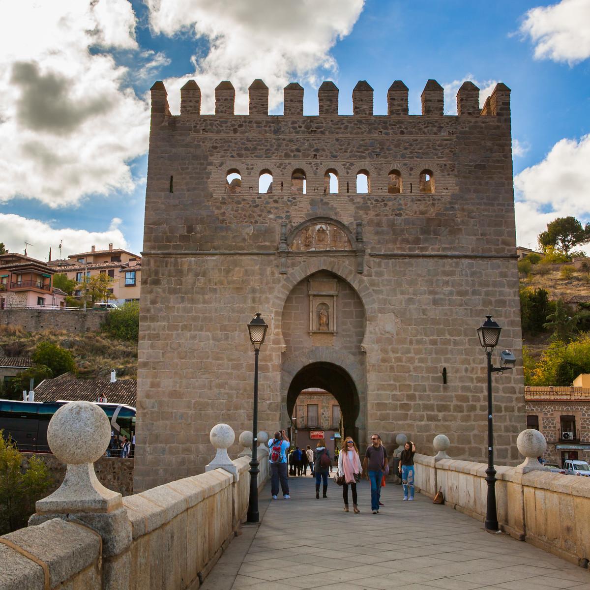 西班牙小鎮的古建築,走近看一看_圖1-9