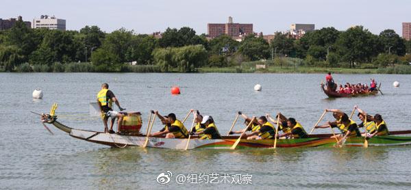 2017纽约香港国际龙舟赛8月12至13日登场_图1-1