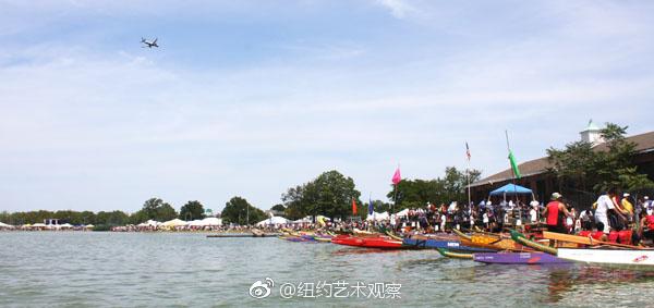 2017纽约香港国际龙舟赛8月12至13日登场_图1-6