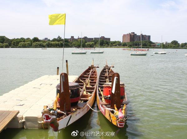 2017纽约香港国际龙舟赛8月12至13日登场_图1-8