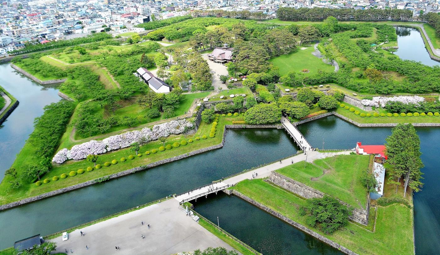 北海道自驾游 - 函馆色篇_图1-3