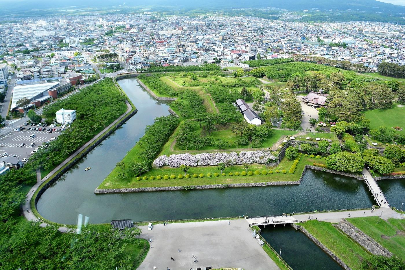 北海道自驾游 - 函馆色篇_图1-4