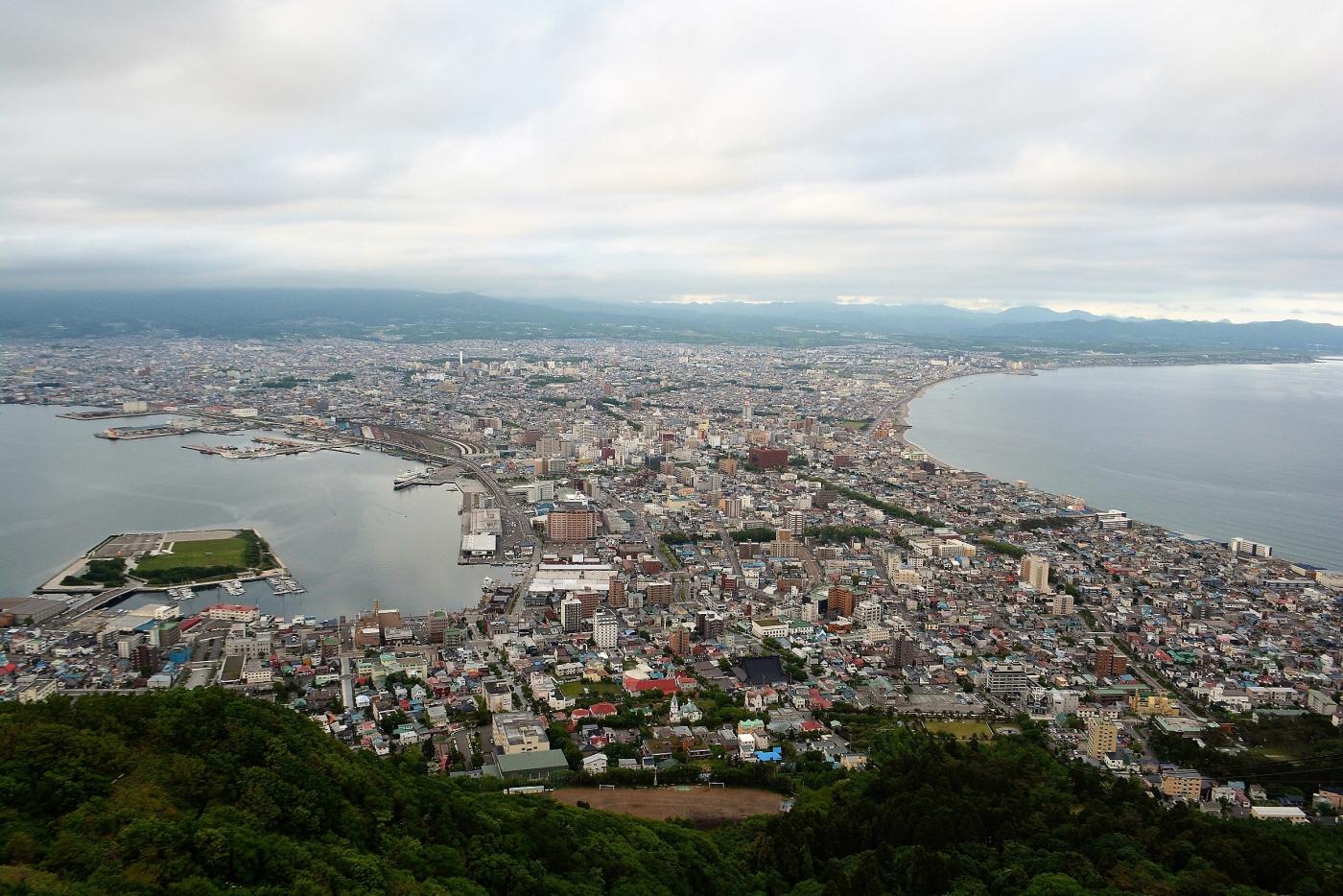 北海道自驾游 - 函馆色篇_图1-1