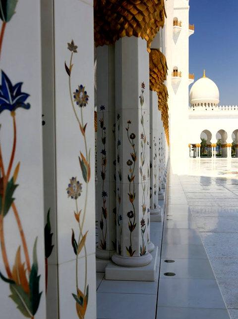 阿布扎比大清真寺_图1-11