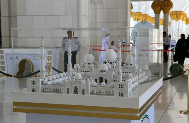 阿布扎比大清真寺_图1-17