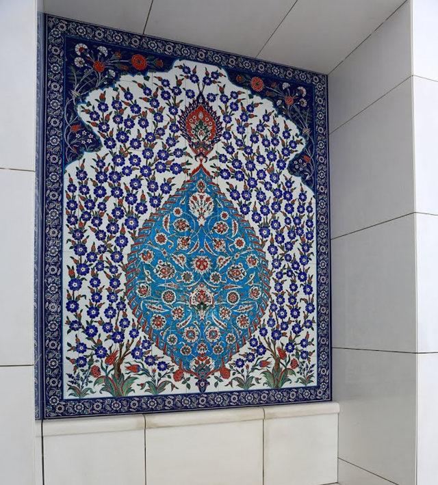 阿布扎比大清真寺_图1-18