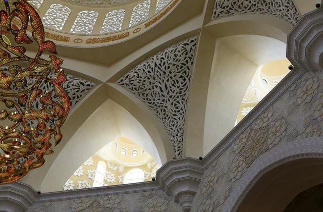 阿布扎比大清真寺_图1-20