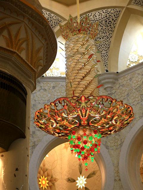 阿布扎比大清真寺_图1-22