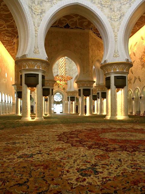 阿布扎比大清真寺_图1-23