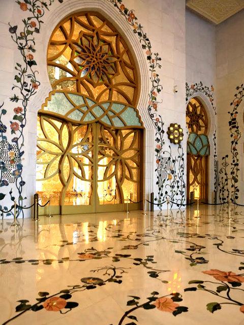 阿布扎比大清真寺_图1-32