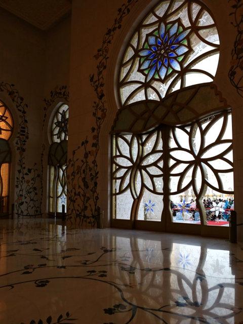 阿布扎比大清真寺_图1-34
