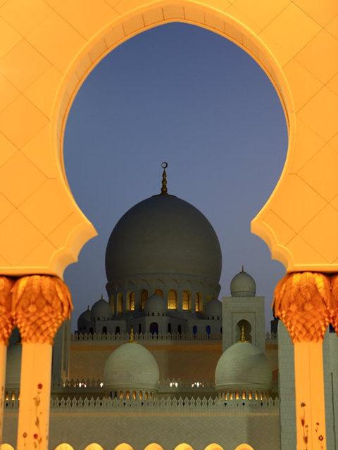 阿布扎比大清真寺_图1-36