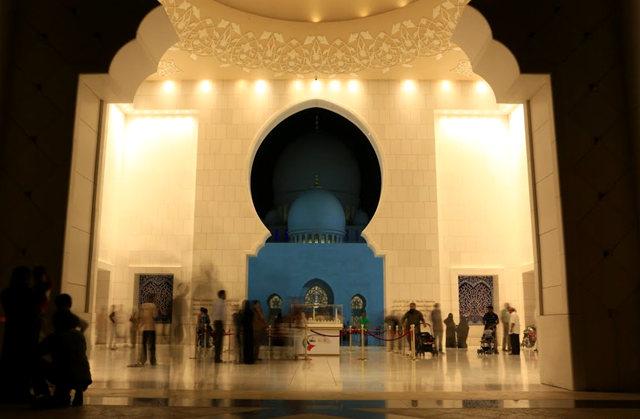 阿布扎比大清真寺_图1-37