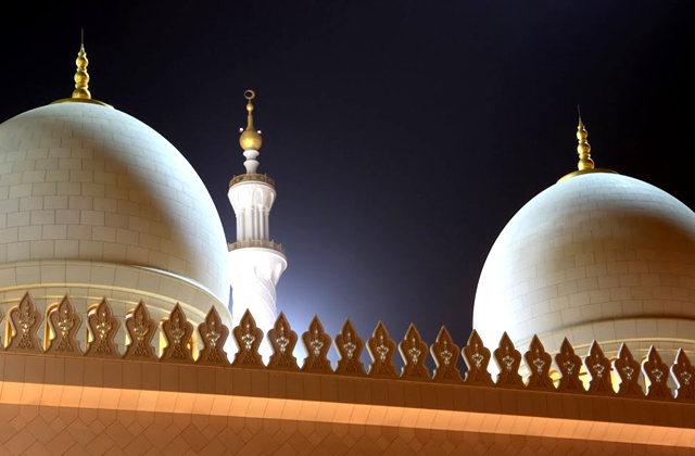 阿布扎比大清真寺_图1-38