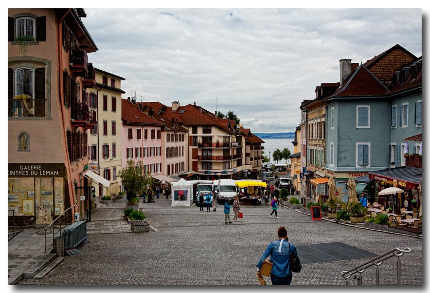 《酒一船摄影》- 瑞士行:日内瓦湖畔的法国小镇_图1-14