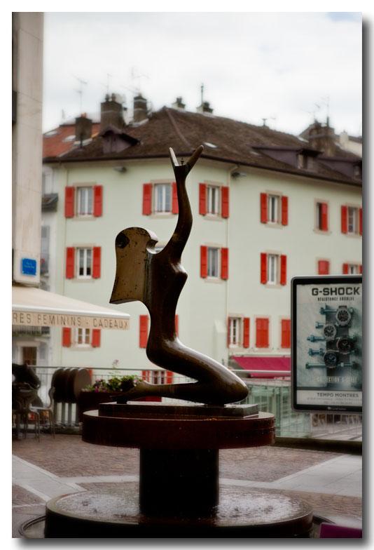 《酒一船摄影》- 瑞士行:日内瓦湖畔的法国小镇_图1-13
