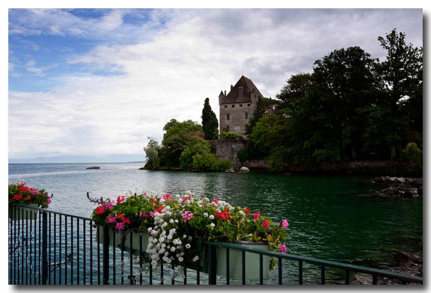 《酒一船摄影》- 瑞士行:日内瓦湖畔的法国小镇_图1-20