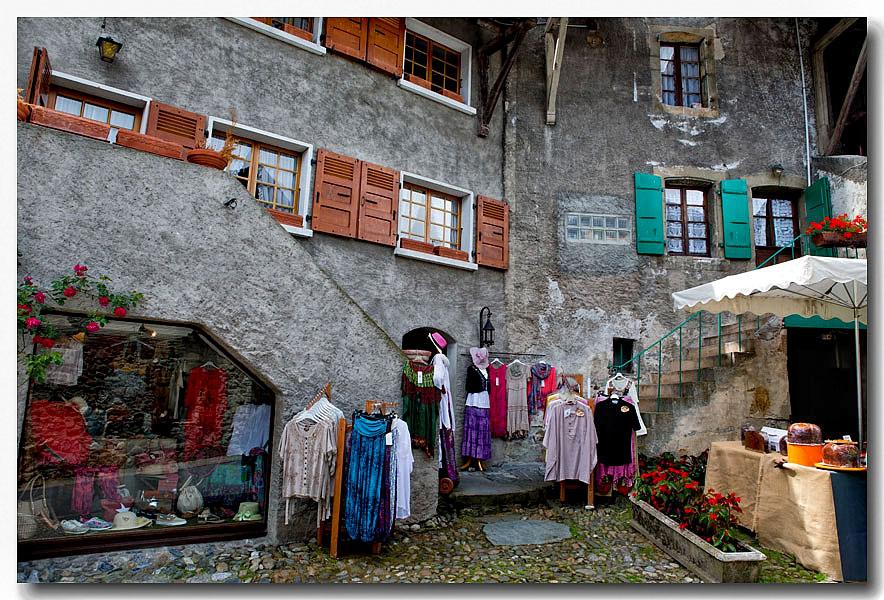 《酒一船摄影》- 瑞士行:日内瓦湖畔的法国小镇_图1-23