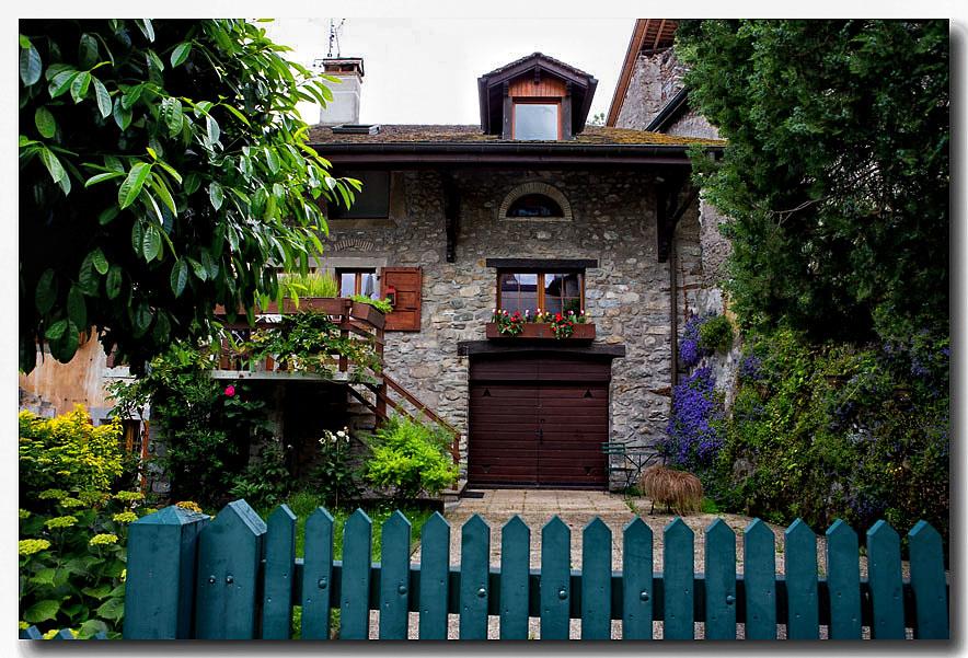 《酒一船摄影》- 瑞士行:日内瓦湖畔的法国小镇_图1-26