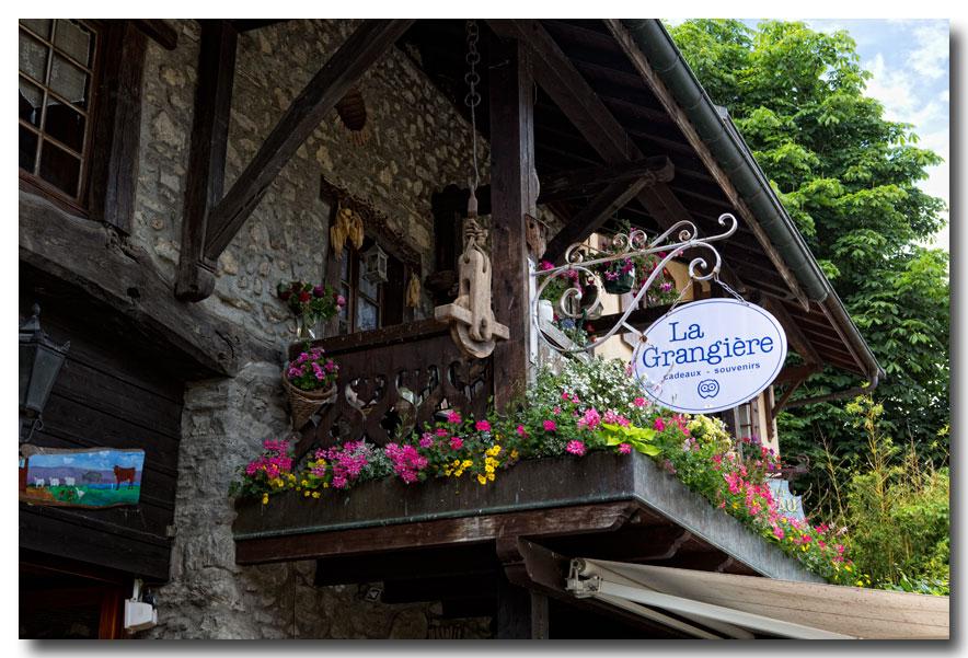 《酒一船摄影》- 瑞士行:日内瓦湖畔的法国小镇_图1-25
