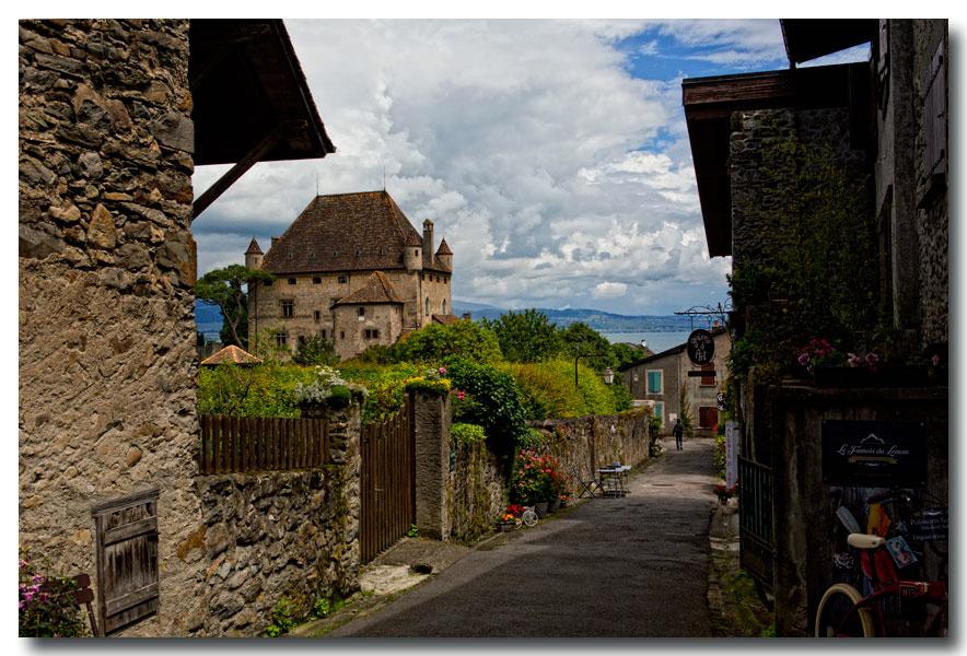 《酒一船摄影》- 瑞士行:日内瓦湖畔的法国小镇_图1-37